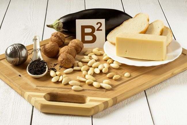 Hasil gambar untuk gambar Vitamin B2