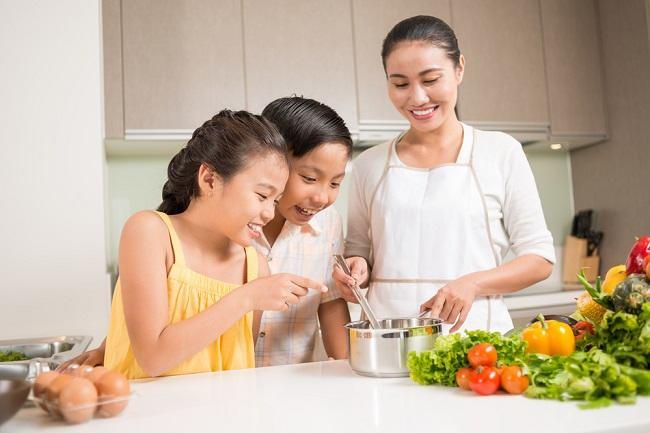 ini 7 cara mengajari anak belajar hidup sehat - alodokter