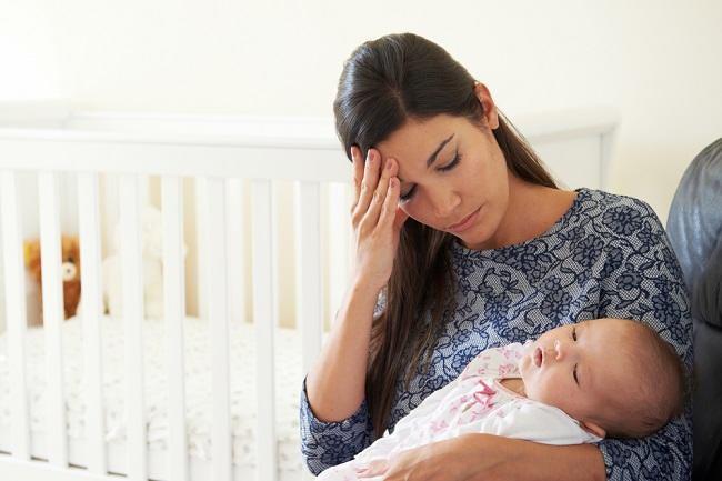 jangan anggap remeh gangguan psikologis setelah melahirkan - alodokter