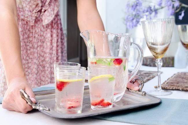 minum es saat hamil-alodokter