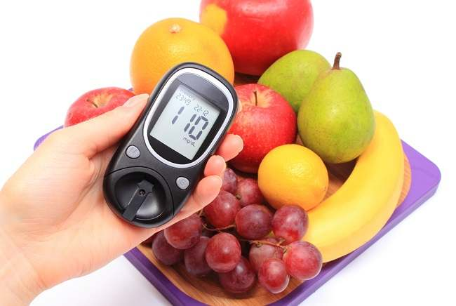 fruits for diabetic people