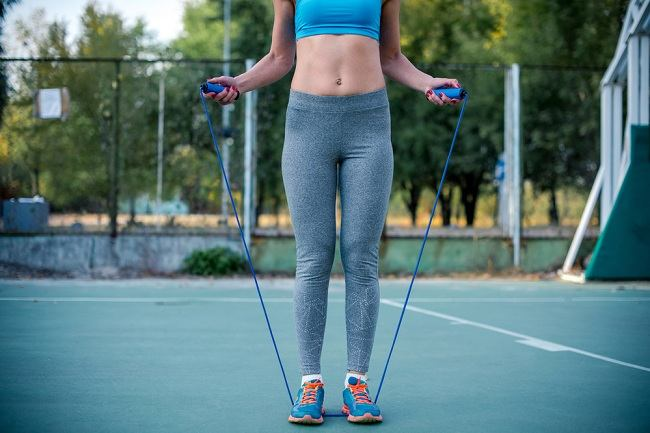 benefit of rope skipping - alodokter