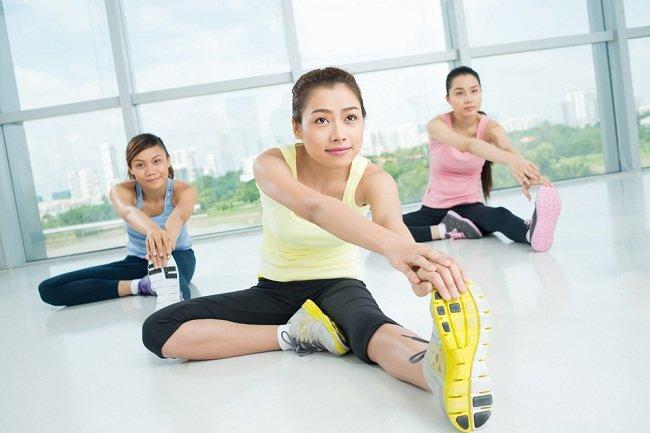 olahraga saat haid menambah nyeri baca fakta berikut - alodokter