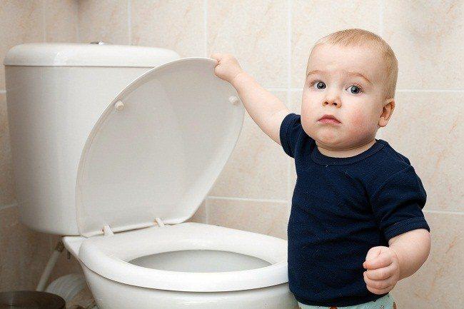 anak anda sudah siap diberikan toilet training - alodokter