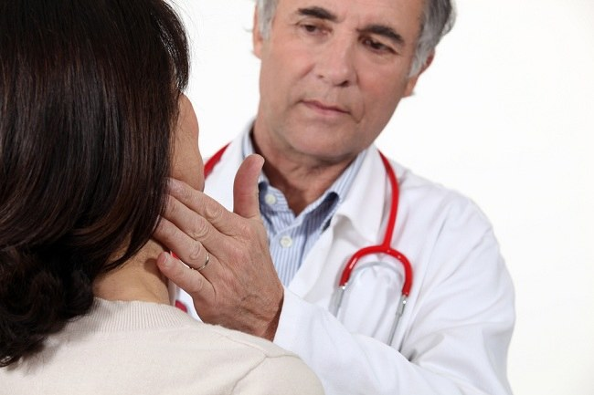 Lump on the right neck - alodokter
