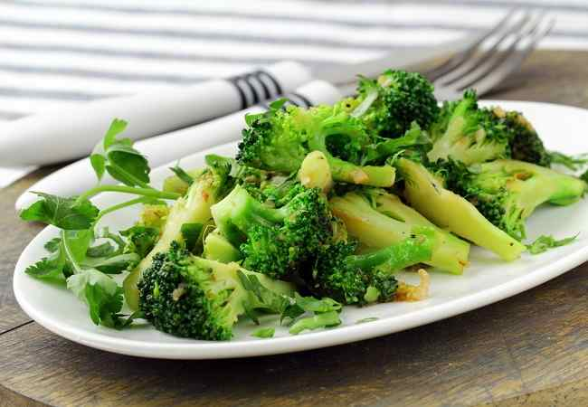 Benefits of green broccoli