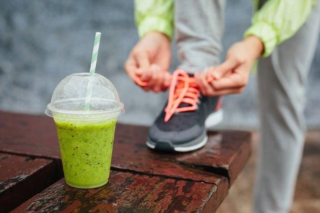 pilihan minuman dingin sebagai teman berolahraga - alodokter