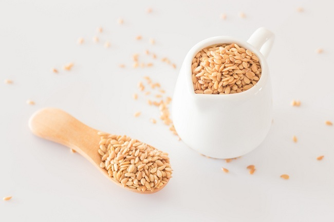 flaxseed biji kaya serat dengan sederet manfaat - alodokter