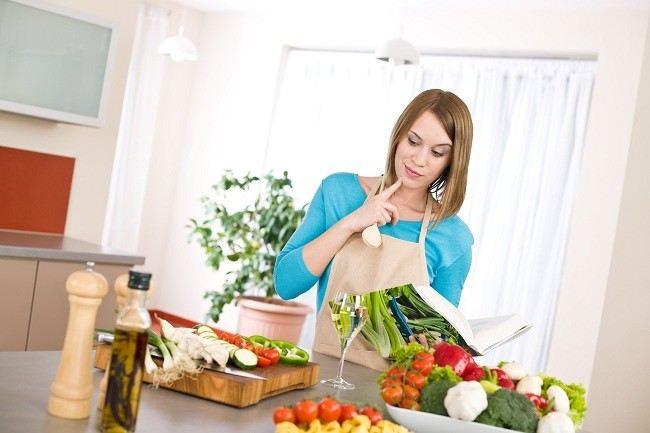 Pola Makan Vegetarian yang Sehat - alodokter