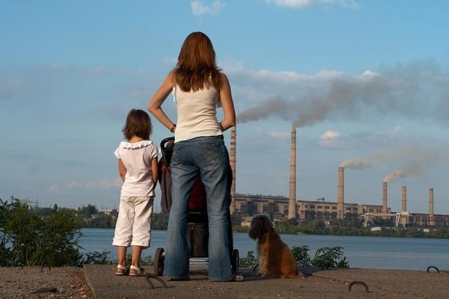 lindungi paru-paru dari polusi udara - Alodokter