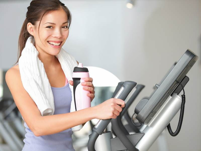 Revising article - Benefits of fitness