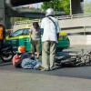 Pertolongan Pertama pada Kecelakaan Sepeda Motor