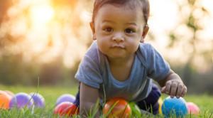 Tidak Ada Kata Terlambat Bagi Bayi Untuk Merangkak