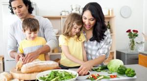 Anak-anak Juga Bisa Menjadi Vegetarian