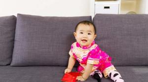 Bayi 5 Bulan: Mulai Dapat Duduk