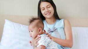 Pentingnya Sendawa bagi Bayi