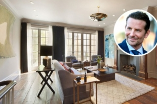 Брэдли Купер купил дом на Манхэттене для Ирины Шейк и их дочки Леи