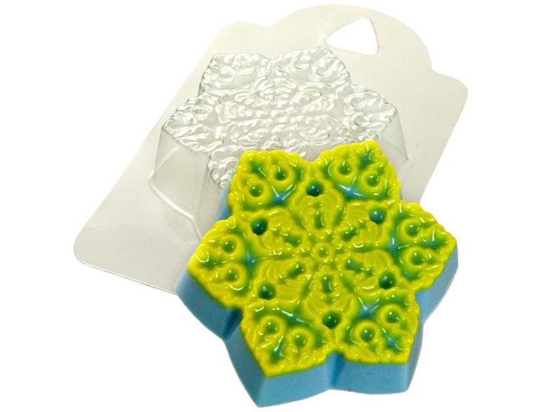 Чем сложнее форма, тем интереснее получится мыло