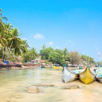 Лучшие пляжи гоа индия