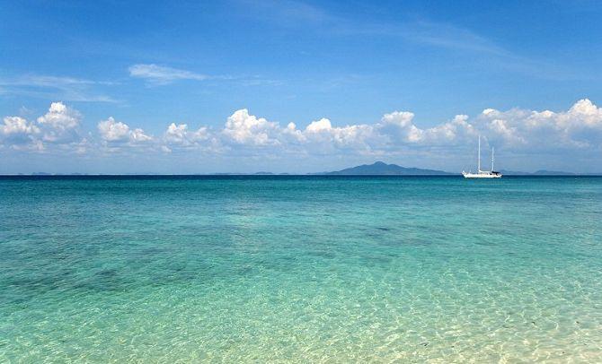 Какое море в тайланде паттайя название