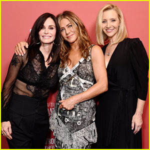 Jennifer Aniston's 'Friends' Co-Stars Pay Tribute to Her at Patron of the Artists Awards!