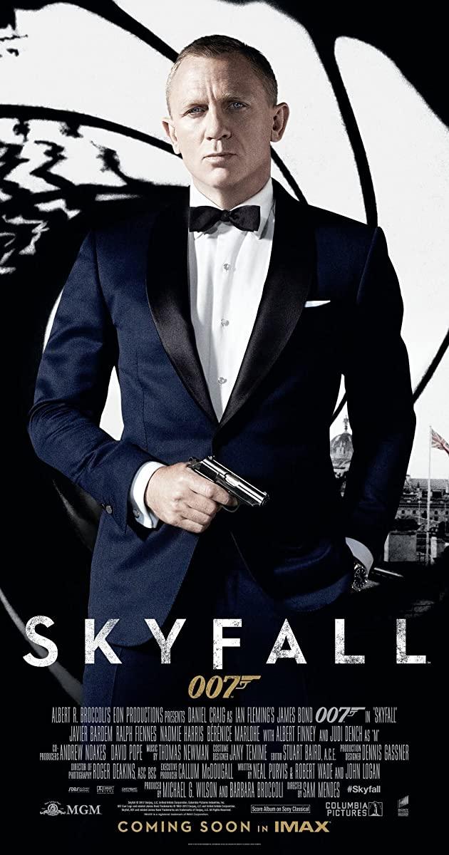 Daniel craig tuxedo in skyfall