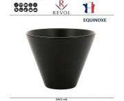 Емкость EQUINOXE для запекания и подачи порционная, D 10.5 см, H 8 см, черный, REVOL, Франция