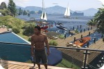 GTA 5 Franklin's lake | <alebal web Blog>
