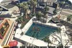 Vanilla Unicorn pool party