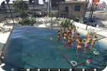 Vanilla Unicorn pool party | <alebal web Blog>