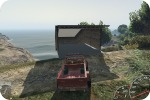 GTA 5 Trevor submerged secret warehouse | <alebal web Blog>