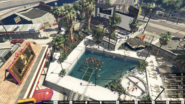 Tutorial add modify water in GTA 5 (water.xml) | <alebal web Blog>