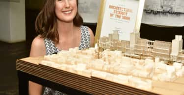Kim Geldenhys Corobrik Architectural Student of the Year Award
