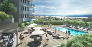 An artist's impression of Coral Point in Sibaya precinct on the KZN North Coast.