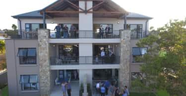 Balwin's The Polofields Apartment Block Launch