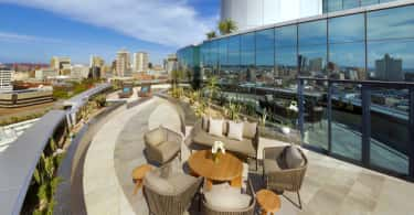 Hilton Hotel Durban refurbishment