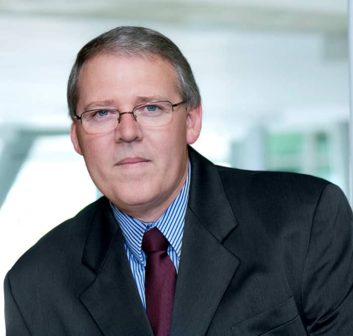 Rudolf Pienaar, Growthpoint Properties Divisional Director, Office Sector.