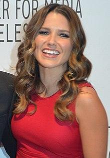 Sophia bush 2007