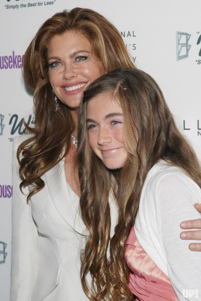 Kathy ireland daughter