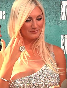 Brooke Hogan at MTV Movie Awards 2012.jpg