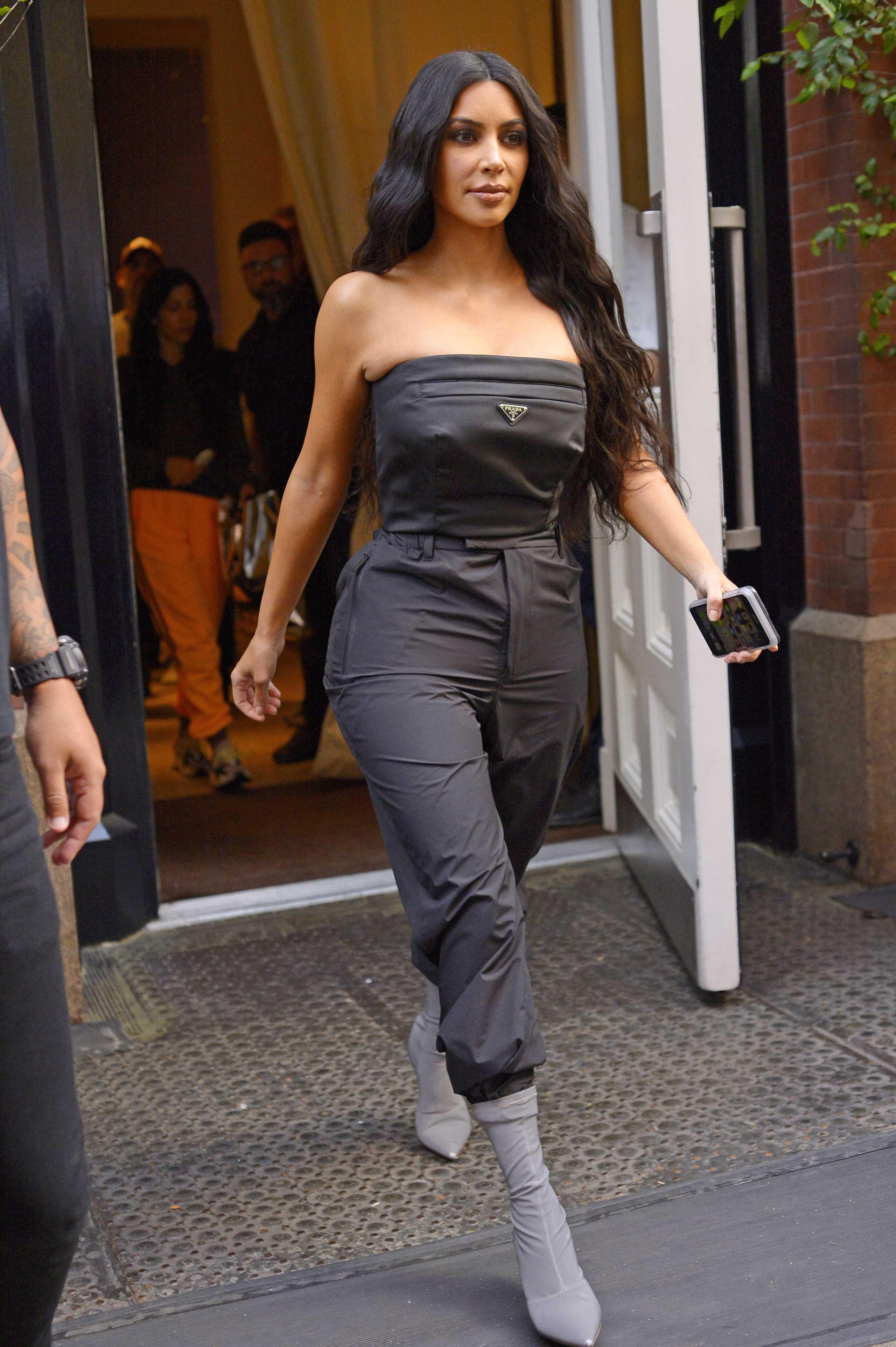 The kim kardashian photo
