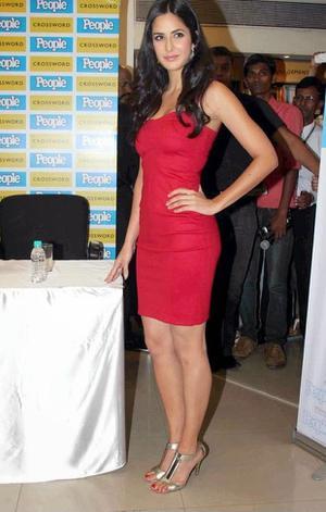 Katrina Kaif Sexy Legs Show
