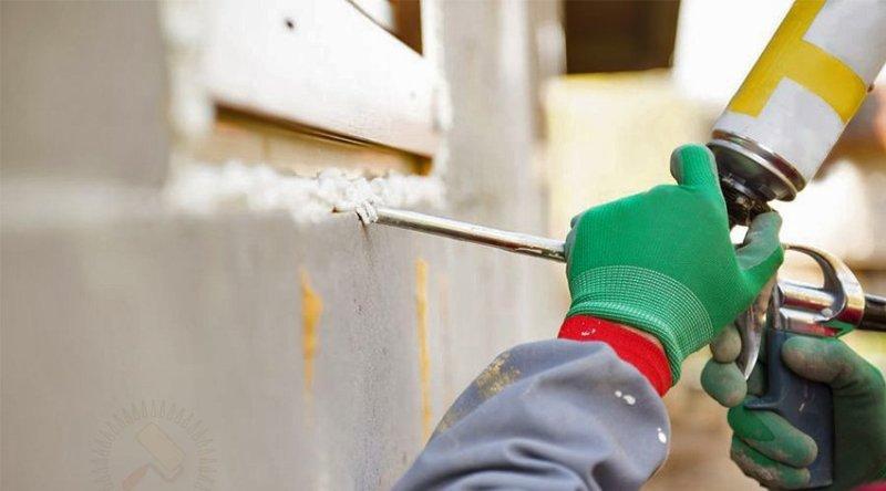 Как очистить монтажную пену димексидом