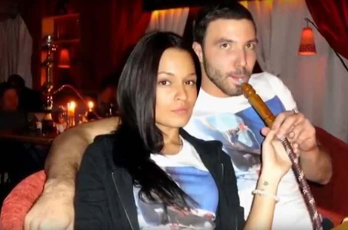Стелла Барановская и Максим Котин