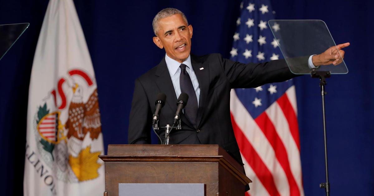 Barack obama speech time change