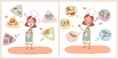 Какие продукты нельзя категорически беременным
