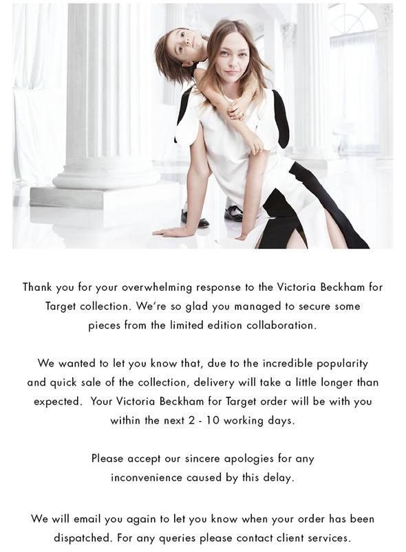 Victoria beckham email address