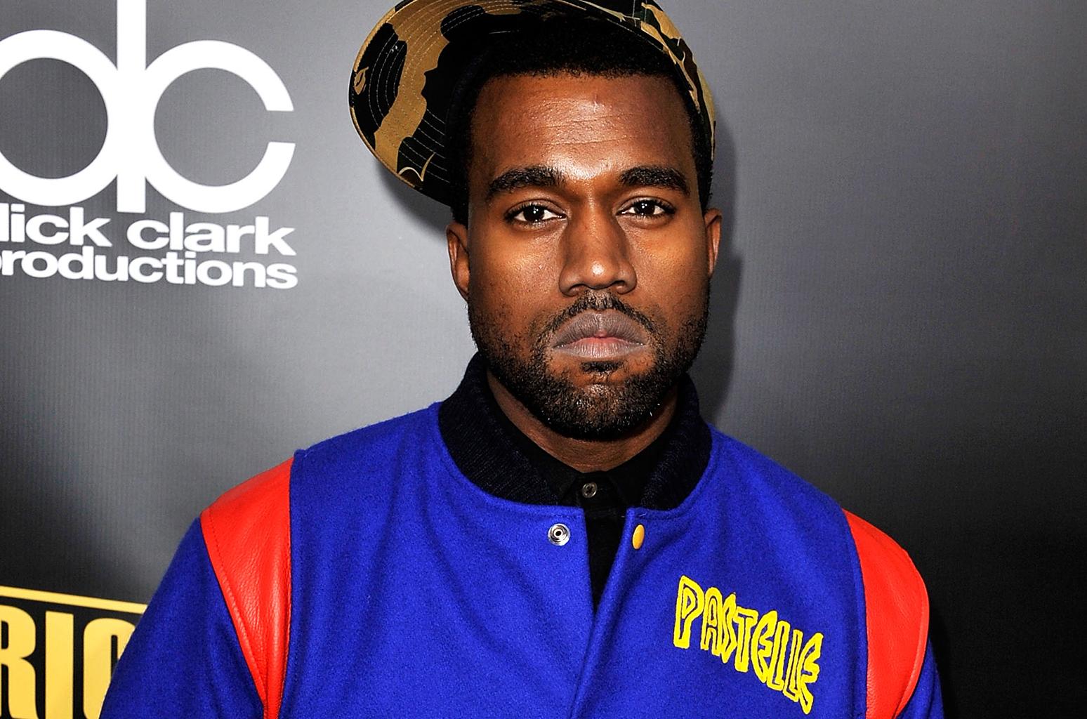 Kanye west pastelle