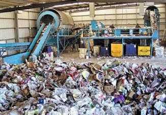 Бизнес план мусоросортировочного завода