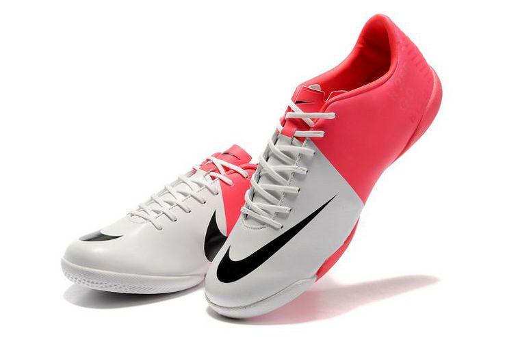 Nike mercurial victory iii pink and white